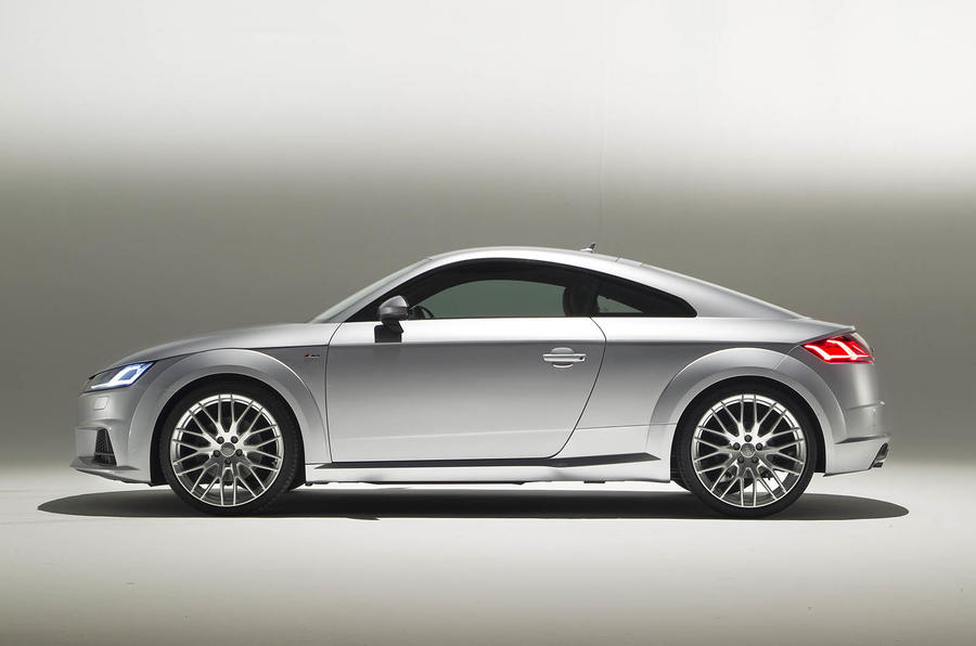 New Audi TT's tech secrets revealed