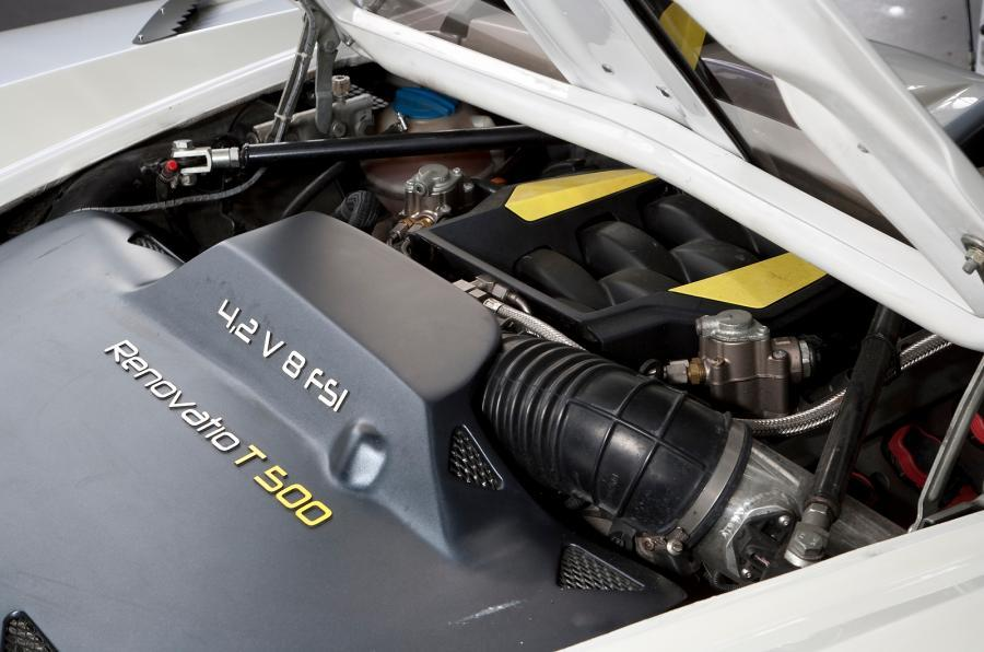 4.2-litre Tushek Renovatio T500 engine