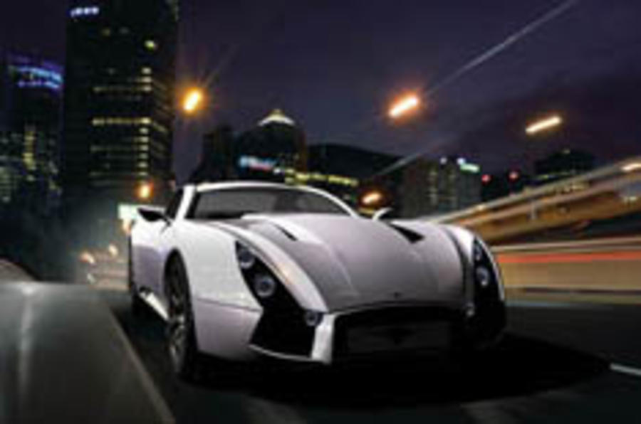 New owner for TVR within a fortnight