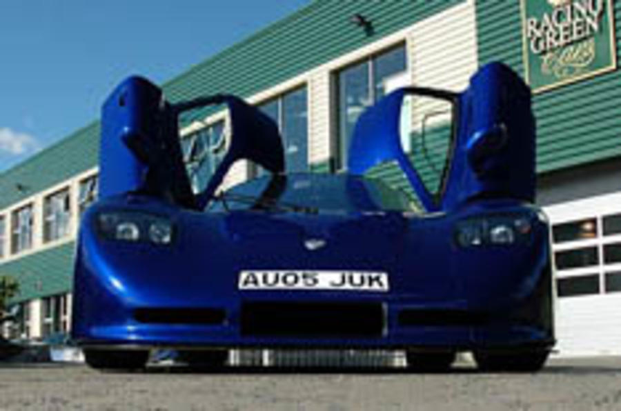 Mosler to tear up UK roads