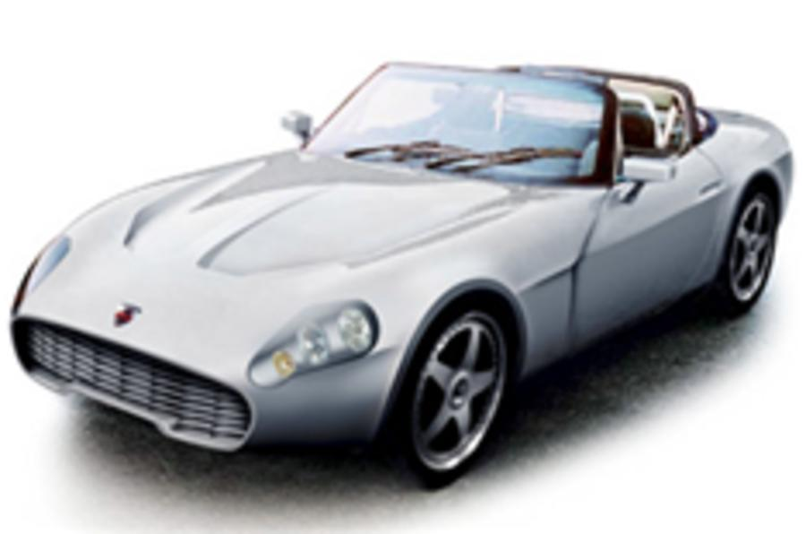 the tvr griffith is back almost autocar. Black Bedroom Furniture Sets. Home Design Ideas