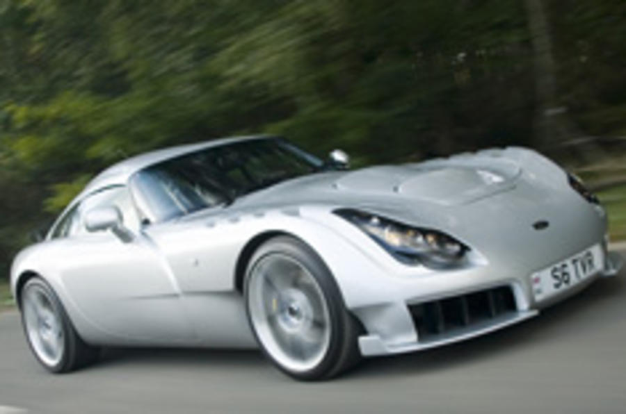 TVR: new models on sale by 2008