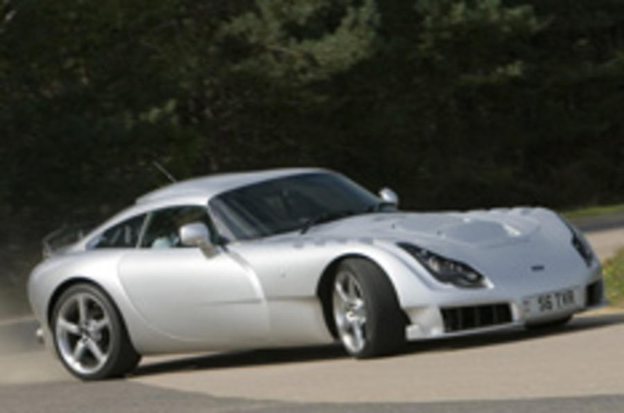 TVR to stop UK production