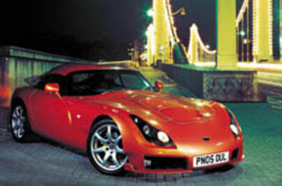 New home for TVR