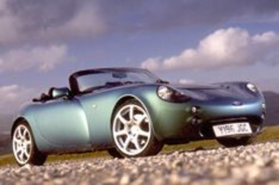 Time for that TVR?