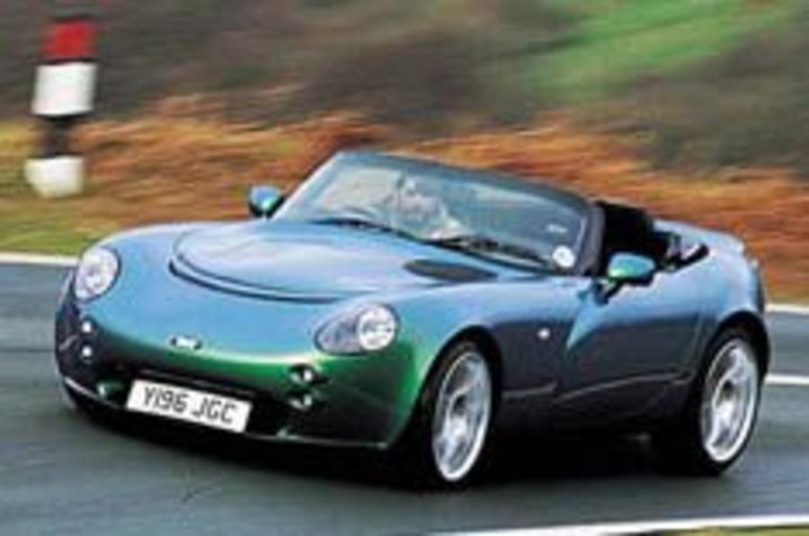 TVR: the new owner's plans