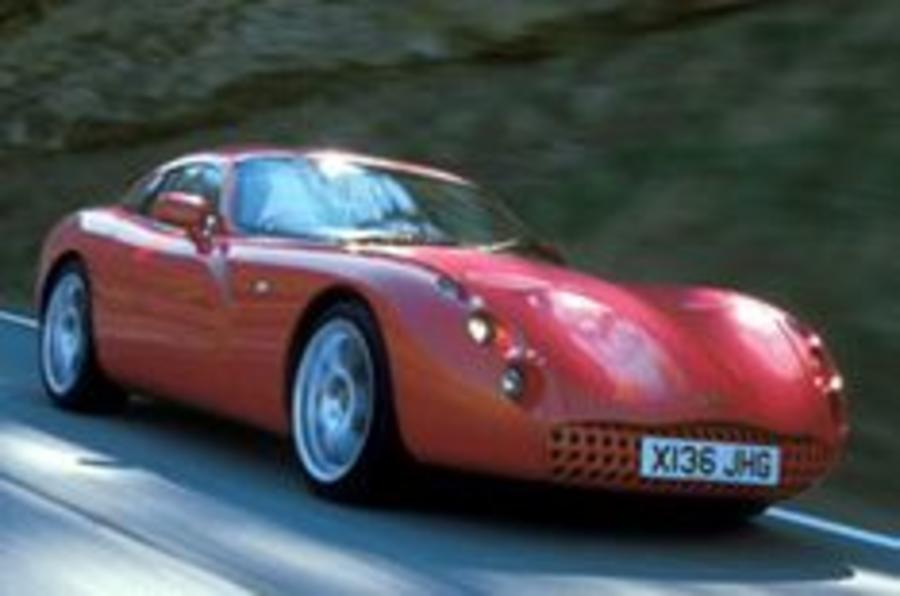 Italian link for TVR?