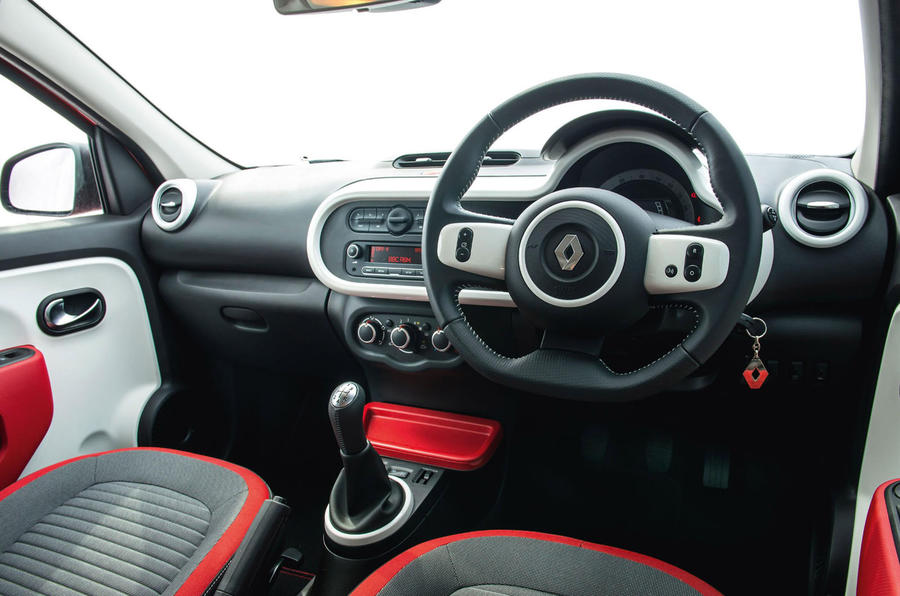 Renault Twingo Dynamique SCe 70 UK first drive review