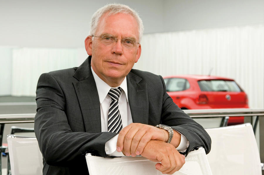 VW development boss replaces Audi's Durheimer