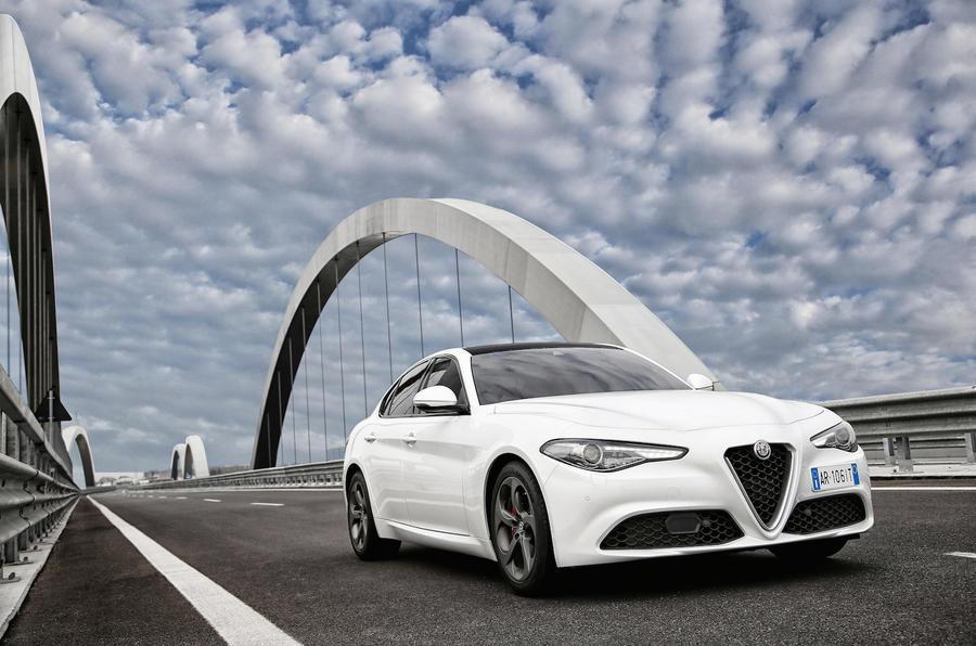 £35,000 Alfa Romeo Giulia
