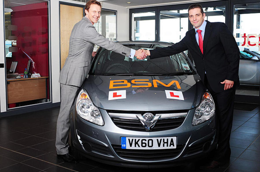 BSM ditches 500 for Corsa