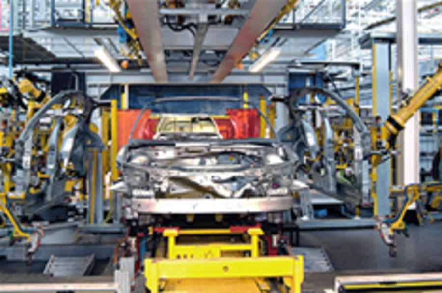 Magna's Vauxhall job threat