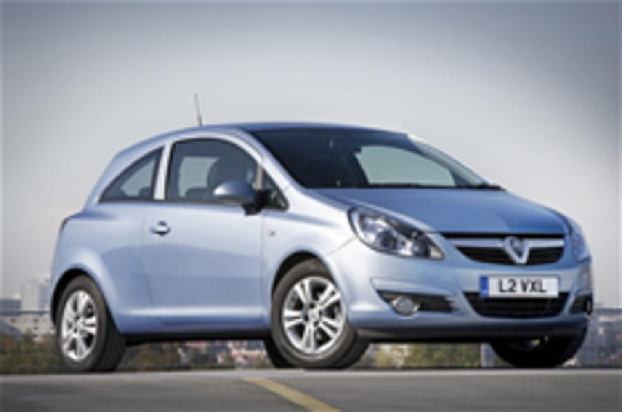 Vauxhall reveals cleanest Corsa