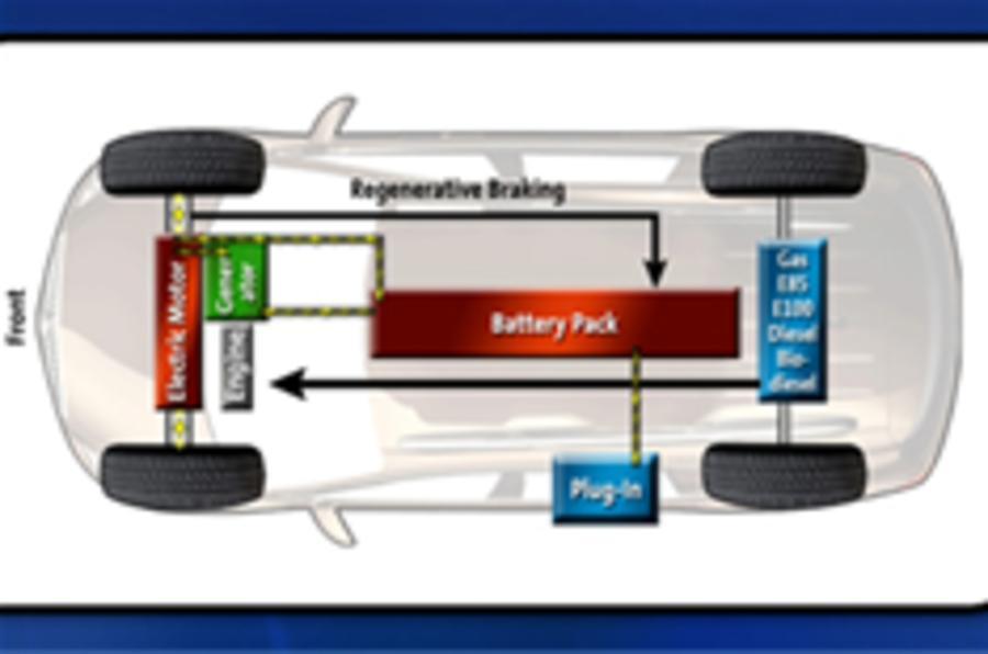 GM\'s powertrain of the future: E-Flex | Autocar