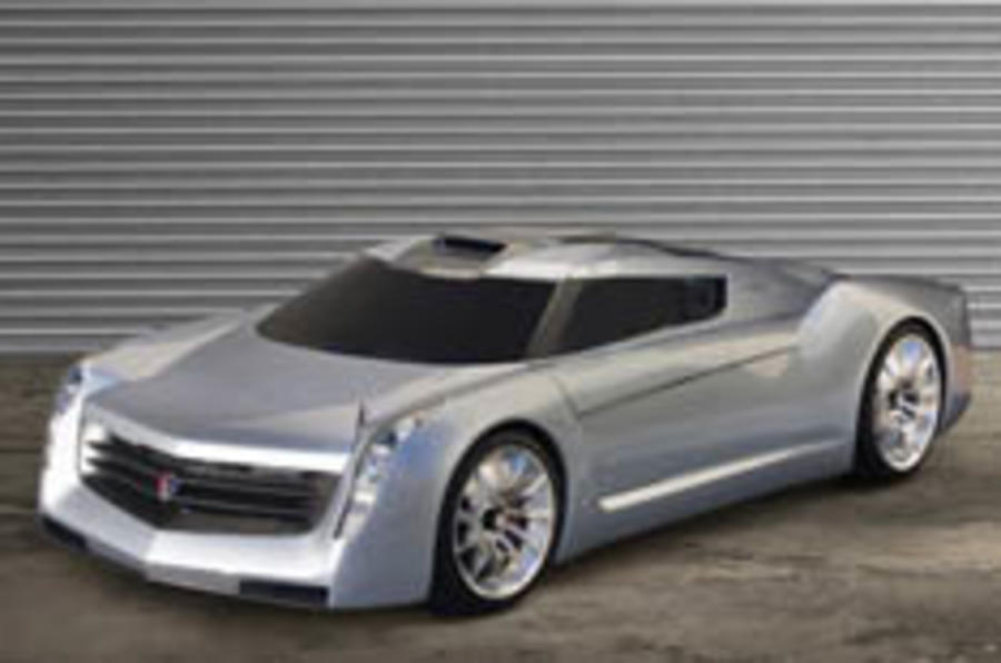 Leno and GM build a 'green' supercar