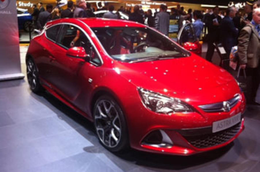 Astra VXR to be tamed by clever diff