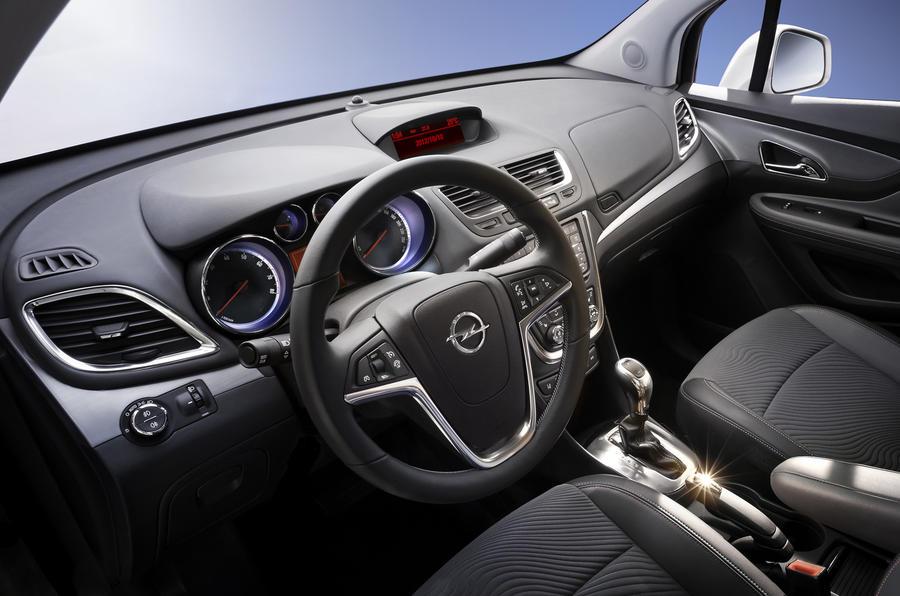 Geneva 2012: Vauxhall Mokka SUV