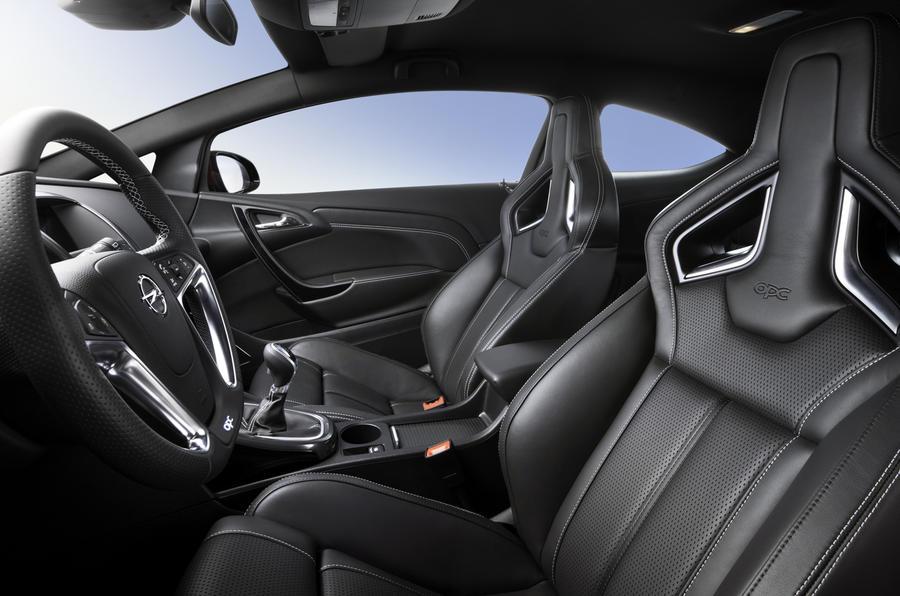 Geneva 2012: Vauxhall Astra VXR