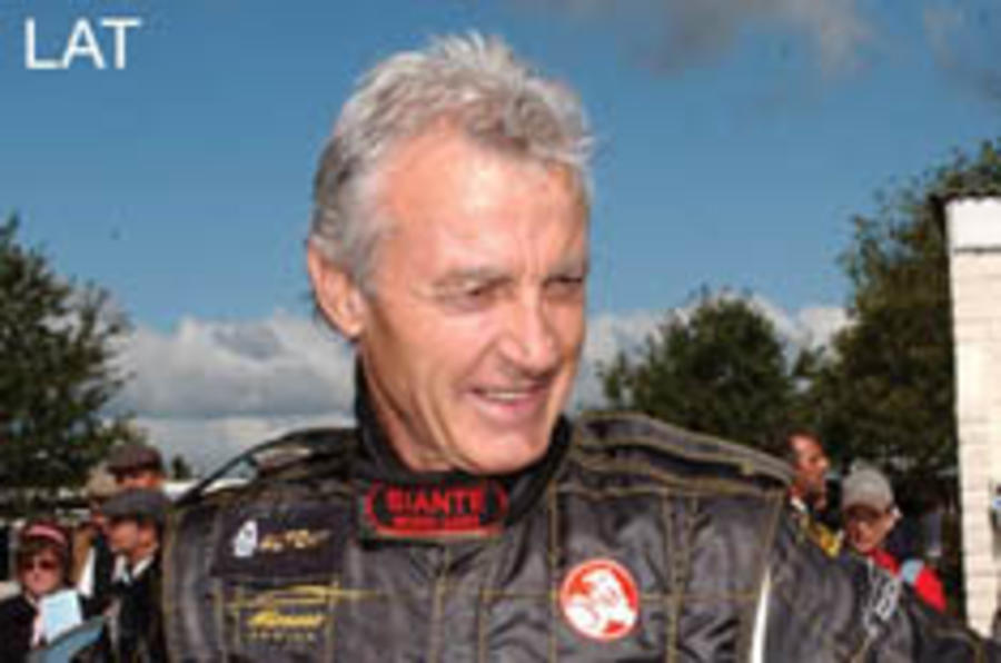 Aussie race legend Brock dies