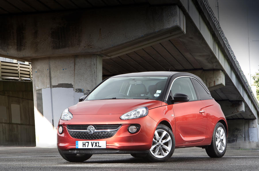 3.5 star Vauxhall Adam