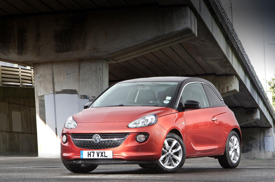 Vauxhall extends safety recall for Adam and Corsa models