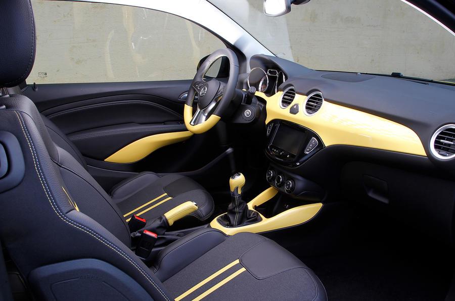 Vauxhall Adam 1 4 Slam Review Autocar