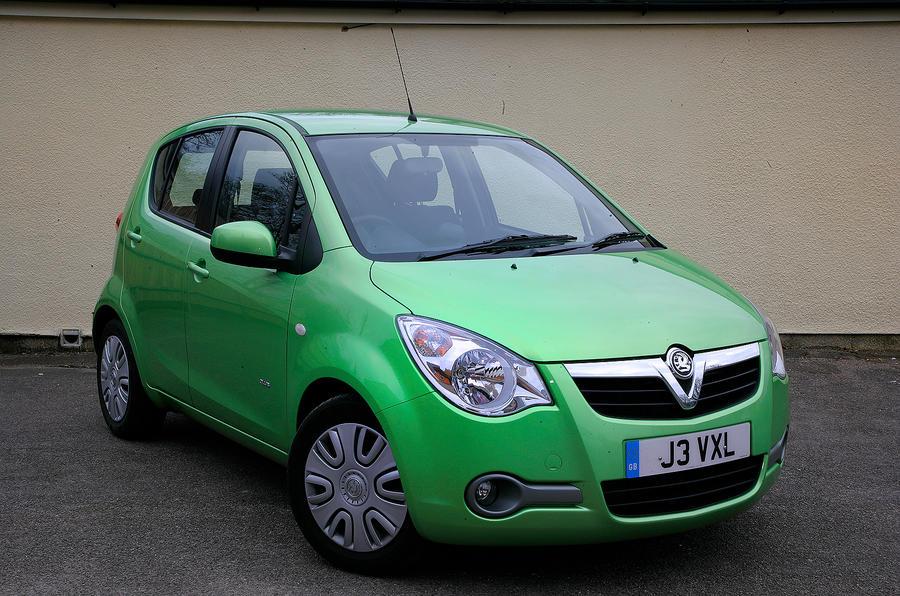 3.5 star Vauxhall Agila