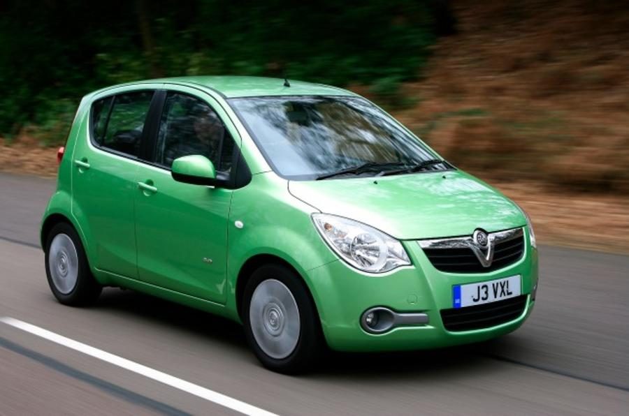 Three new Vauxhalls to spur growth