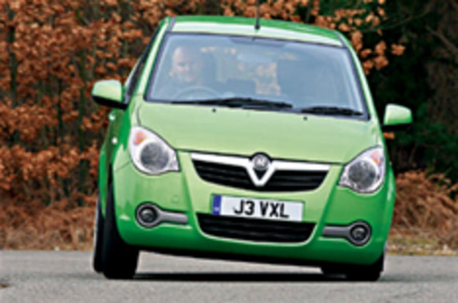 Reilly: 'Opel needs a mini'