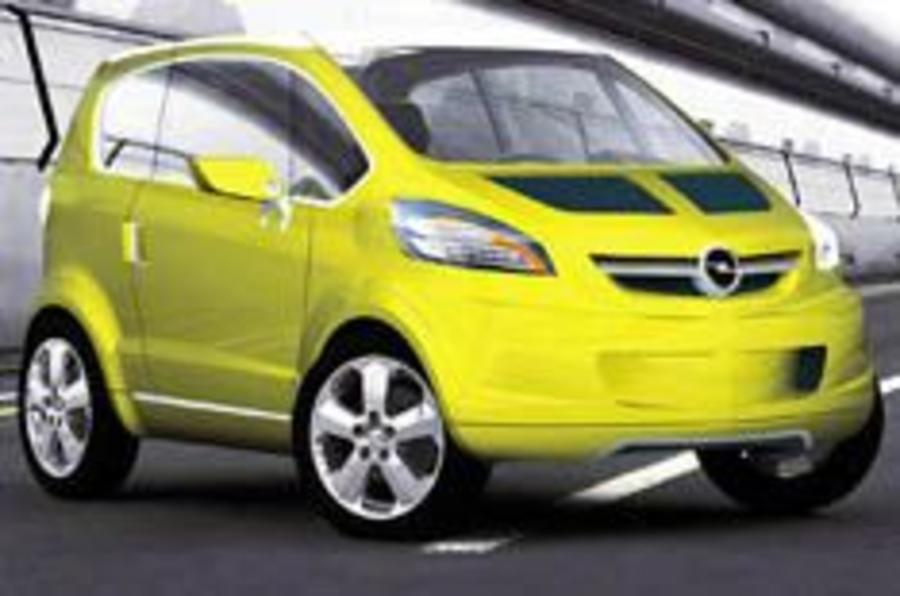 Trixx makeover for Vauxhall Agila