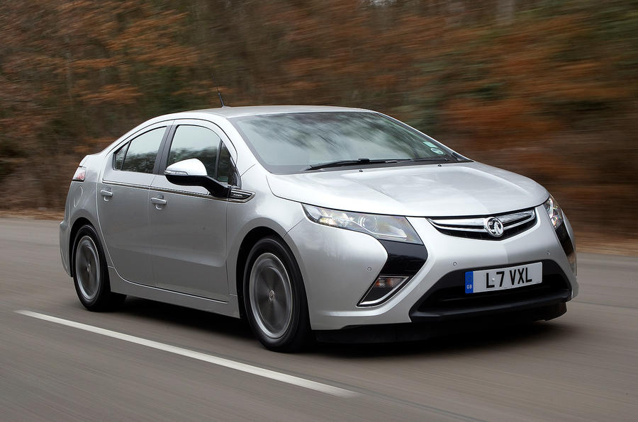 Vauxhall Ampera 2012 2015 Review Autocar