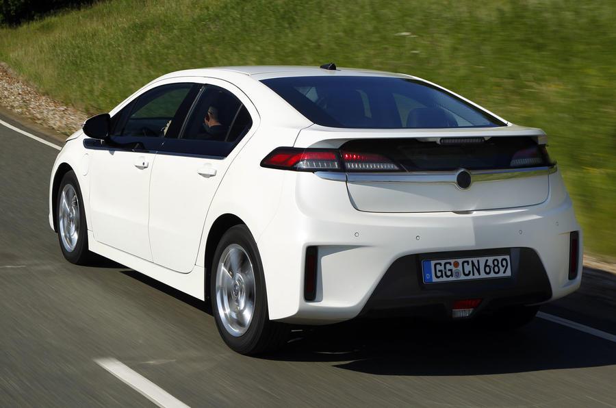 Vauxhall Ampera range to expand