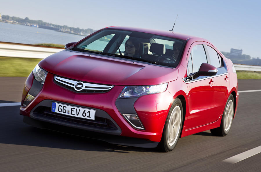 Vauxhall 'separated from Chevy'