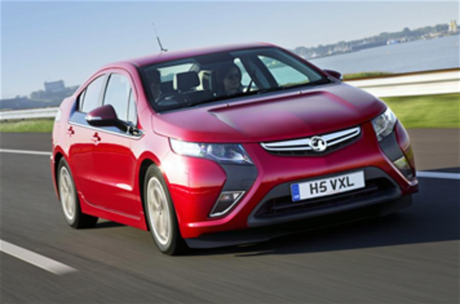 Ampera/Volt win European Car of the Year