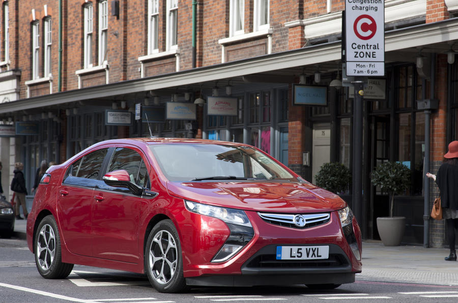 Price cut to jolt Vauxhall Ampera