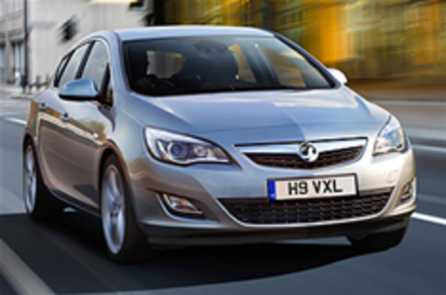 New Vauxhall Astra revealed