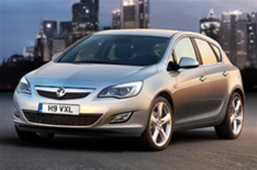 New Astra 'better than Insignia'