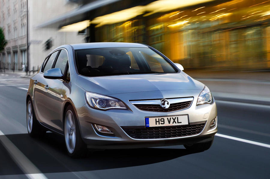 Vauxhall: 20% off most models