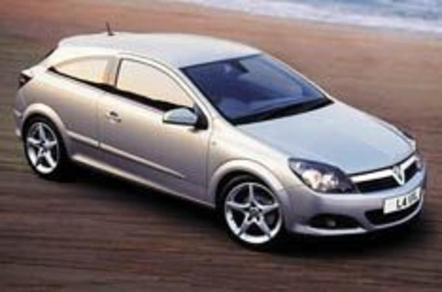 Sleeker style for Astra's 3dr coupe