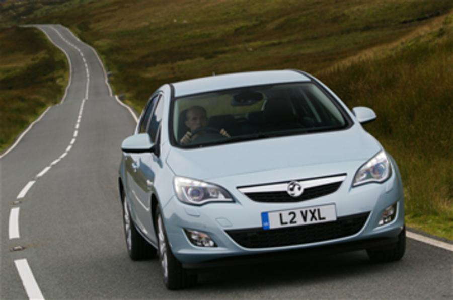 Vauxhall Astra Ecoflex launched