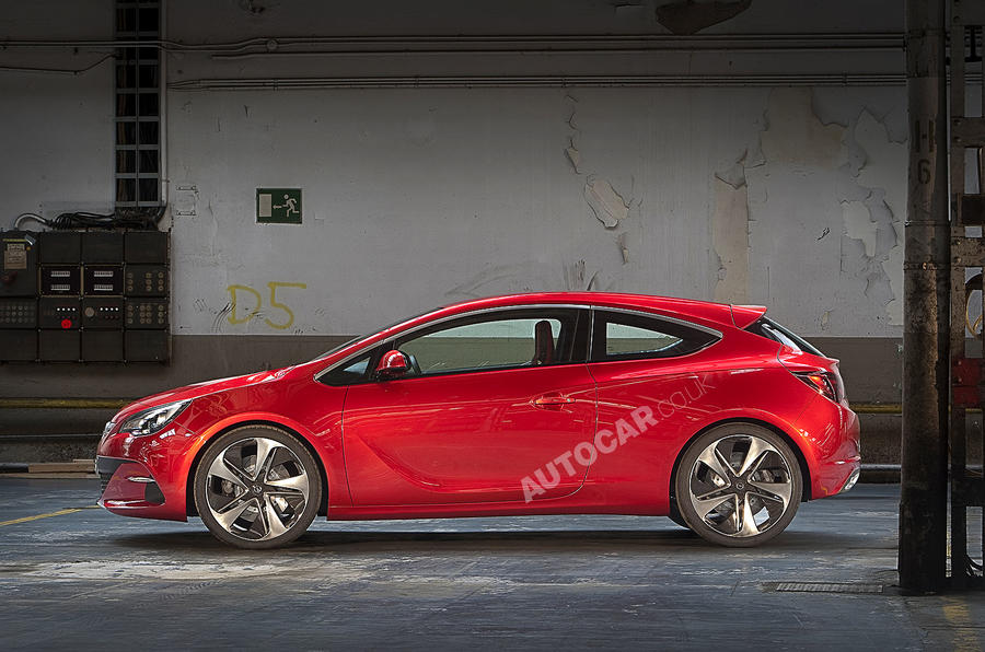 Hot Astra 'has Lotus input'