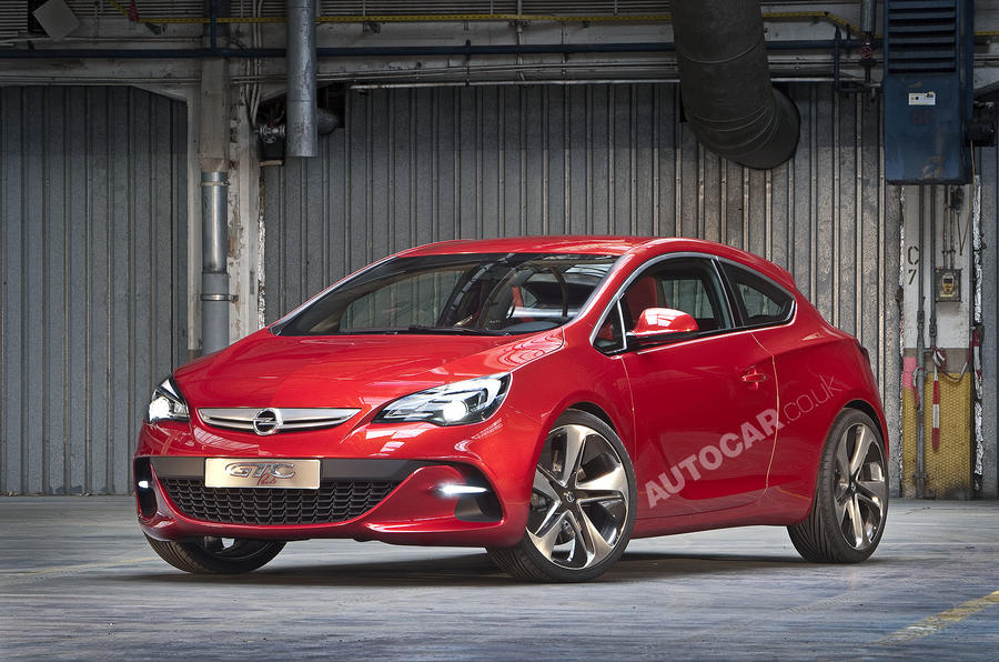 Hot Astra 'has Lotus input'