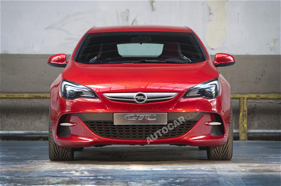 Vauxhall confirms Astra cabrio
