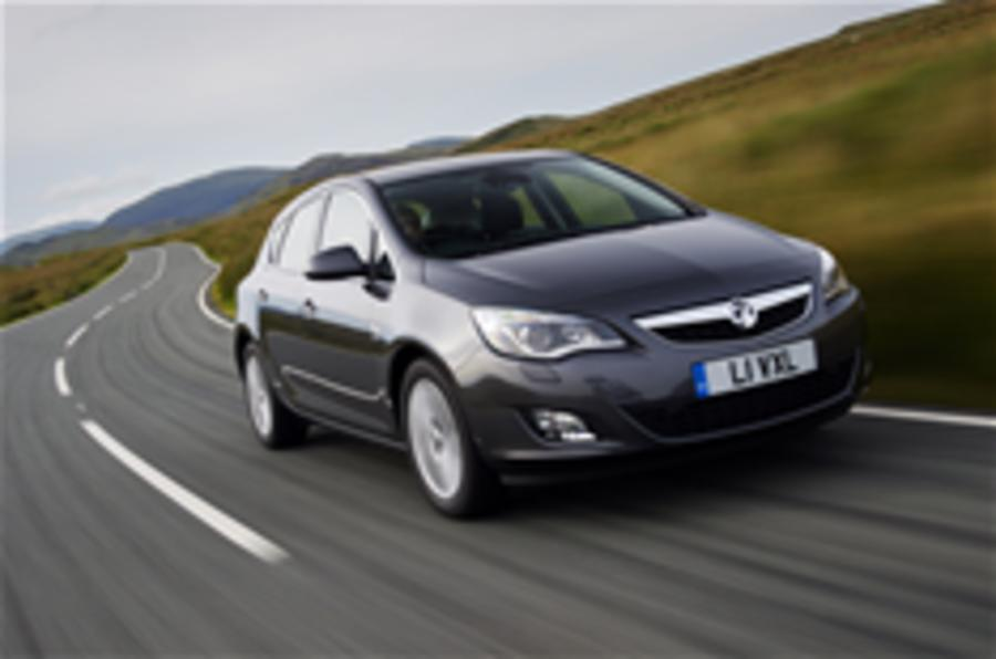 New Astra to get UK launch