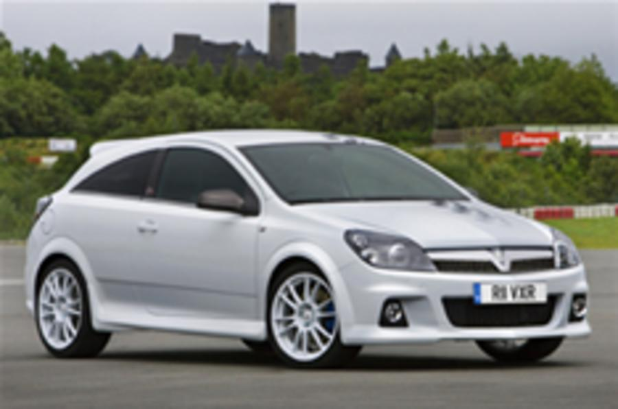 Meet the new 'Ring-inspired Astra VXR