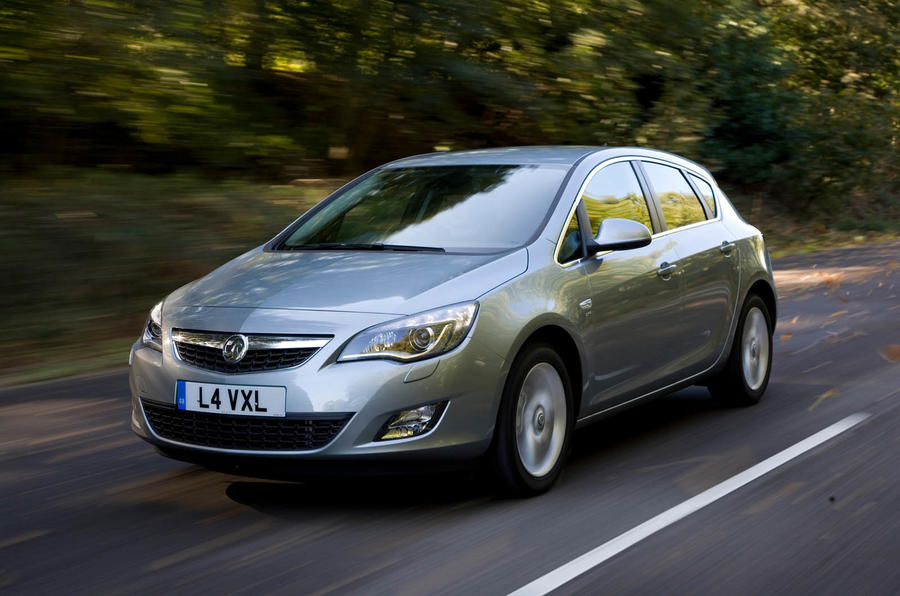 Best car deals: Ford Focus, Vauxhall Astra, Kia Soul, Jaguar XF
