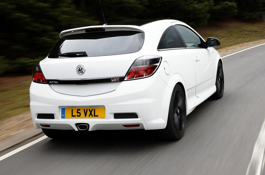 Vauxhall upgrades the Astra VXR