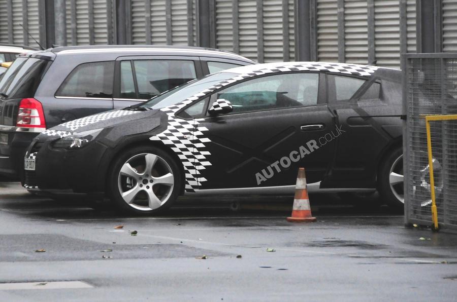 Next Astra VXR to get 300bhp