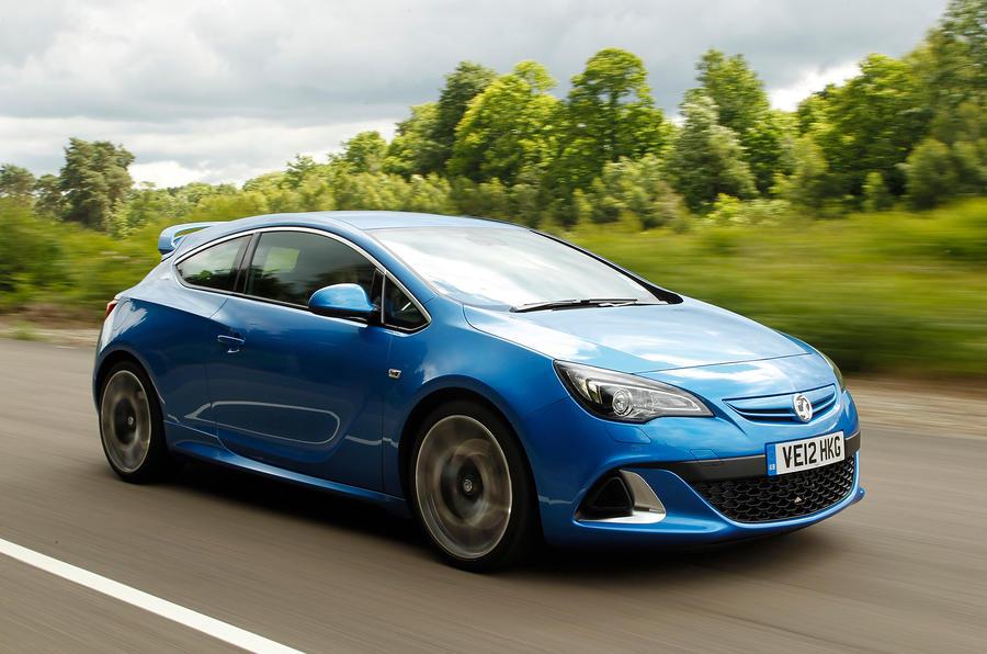 Vauxhall GTC VXR ...