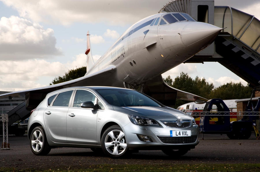 3.5 star Vauxhall Astra